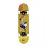 Skate Pré-Montado Hondar Semi Pro Amarelo