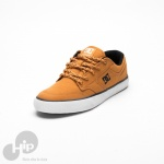 Tênis Dc Shoes Nyjah Huston Vulc Caramelo