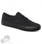 Tênis Dc Shoes Trase Tx 3Bk