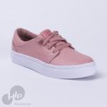 Tênis Dc Shoes Trase Le Ppf Rosa