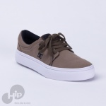 Tênis Dc Shoes Trase Tx Sht Marrom