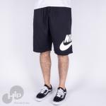 Bermuda Nike 829603-010 Preta