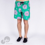 Bermuda Volcom Blooming Eye Verde