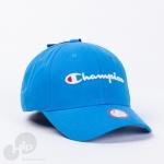 Boné Champion Classic Twill Script Azul Claro