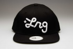 Boné LRG Three Hat Preto