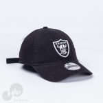 Boné New Era 920 St Core Basic Oakland Raiders Preto