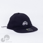 Boné Nike H86 Cap Flatbill Preto