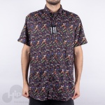 Camisa Grizzly Boo Bugs Preta