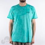 Camiseta Billabong Archwave Tie Die Verde