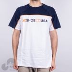 Camiseta Dc Shoes Brookledge Branca