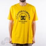 Camiseta Dc Shoes Cal Original Amarela