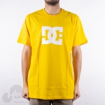 Camiseta Dc Shoes Star Color Amarela