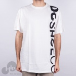 Camiseta Dc Shoes Wepma Branca