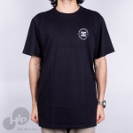 Camiseta Dc Shoes Work Preta