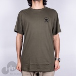 Camiseta Dc Shoes Work Verde