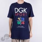 Camiseta DGK 1994 Azul Escuro