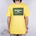 Camiseta Dgk High Country Amarela