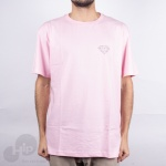 Camiseta Diamond Brilliant Large Rosa
