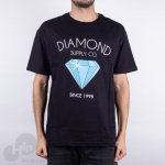 Camiseta Diamond Classic Preta