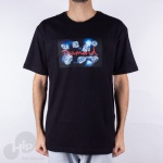 Camiseta Diamond Cuts Preta