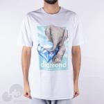 Camiseta Diamond Endagered Branca