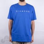 Camiseta Diamond Leeway Azul Claro