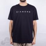 Camiseta Diamond Leeway Preta