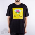 Camiseta Diamond Lotus Box Preta
