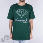 Camiseta Diamond Og Sign Verde