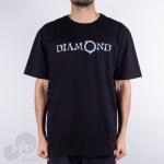 Camiseta Diamond Pendant Preta
