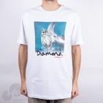 Camiseta Diamond Shimmer Branca