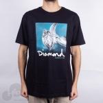 Camiseta Diamond Shimmer Preta