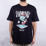 Camiseta Diamond Sup Pool Preta