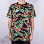 Camiseta Diamond Tropical Paradise Preta