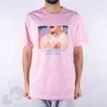 Camiseta Diamond Womens Hand Rosa