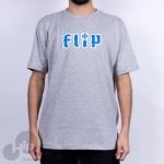 Camiseta Flip HKD Cinza Claro