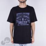 Camiseta Grizzly Country Preta