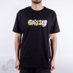 Camiseta Grizzly Fuzzy Preta