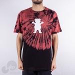 Camiseta Grizzly Og Bear Fruit Punch Vermelha