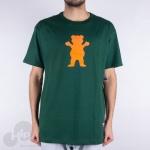 Camiseta Grizzly Og Bear Verde