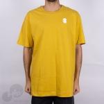 Camiseta Improve Monkey Logo Amarela