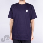Camiseta Improve Monkey Logo Azul Escuro