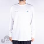 Camiseta Manga Longa Nike Ao0281-100 Branca