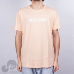 Camiseta New Era Essentials Basic Laranja