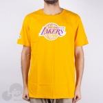 Camiseta New Era Extra Fresh Lakers Amarela