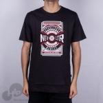 Camiseta New Skate Cartaz Preta