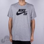 Camiseta Nike Ar4209-066 Cinza Claro