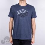 Camiseta Rip Curl Backdoor Azul Escuro