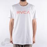Camiseta Rvca Big Branca