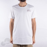 Camiseta Rvca Dry Valley Branca